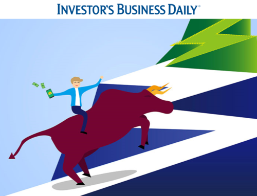 Alphacution Press: Investor's Business Daily on Robinhood
