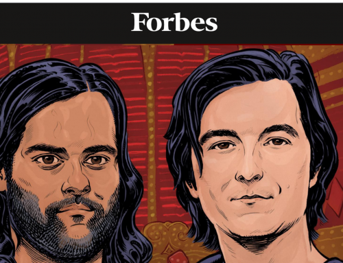 Alphacution Press: Forbes on Robinhood