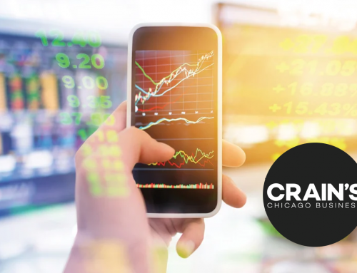 Alphacution Press: Crain's Chicago Business on the Surge in Option Trading