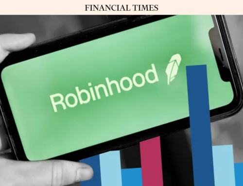 Alphacution Press: Financial Times on Robinhood's Brokerage Practices