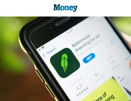 Alphacution Press: Money Magazine on Upcoming Robinhood IPO