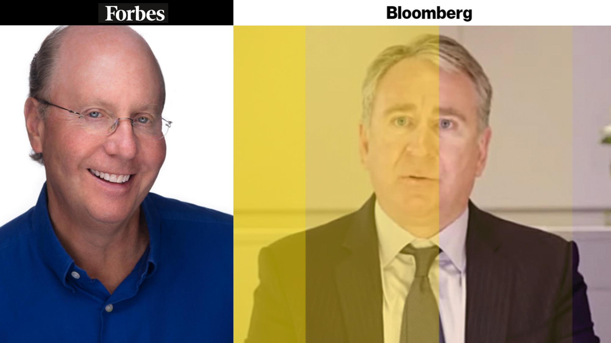 Bloomberg, Forbes: Alphacution Scores Press Twofer